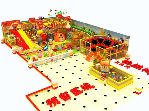 Indoor Playground Equipment for Sale In Philippines