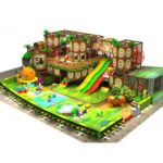 Forest Theme Indoor Playground Equipment