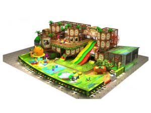 Forest Theme Indoor Playground Equipment for Sale