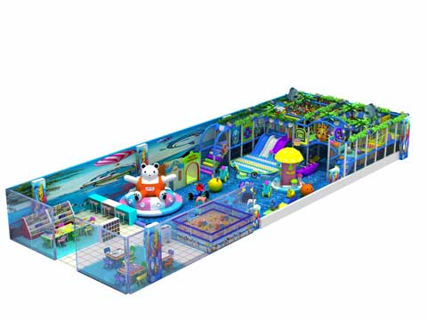 Large Commerical Indoor Playground Equipment for Sale