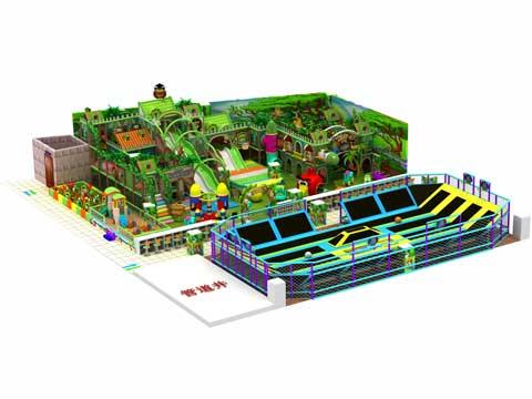 Preschool Indoor Playground Equipment for Sale
