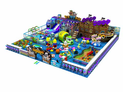 Beston Preschool Indoor Playground Equipment Manufacturer