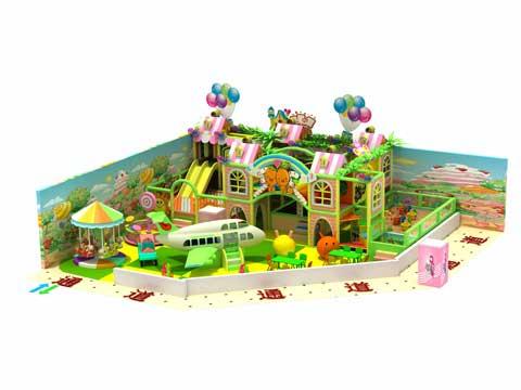 Small Indoor Playground Equipment for Preschool from Beston