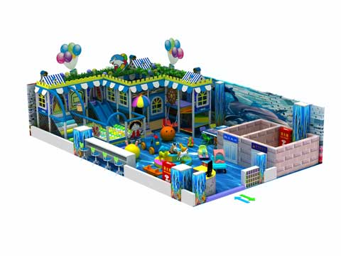 New Indoor Playground Equipment for Sale