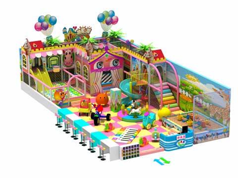 Kids Indoor Playground Equipment for Sale