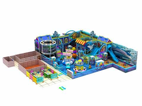 Beston 146 Square Meter Indoor Play Centre Equipment for Sale
