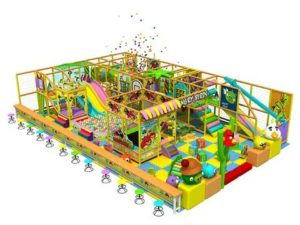 Beston Playland Equipment for Kids