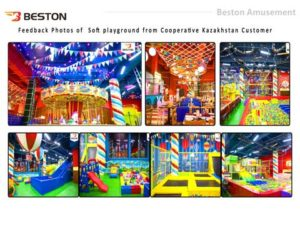 Feedbacks of Beston Indoor Playground Equipment