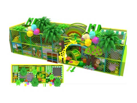 New Design Playland Equipment for Sale