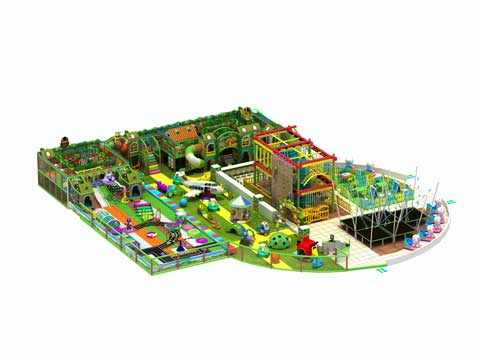 Beston New Indoor Playground Equipment