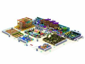 Kiddie Indoor Playground Equipment Prices