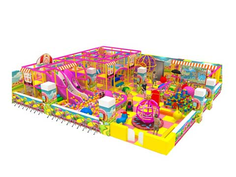 Price of Indoor Playground Equipment from Beston