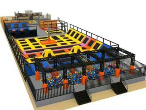 Beston New Trampoline Park for Sale