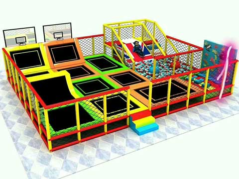 Trampoline Park Business for Sale