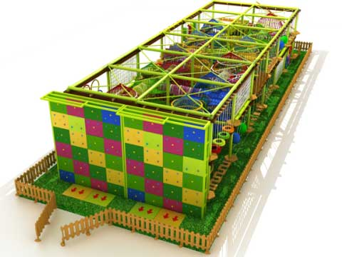 Smaller Indoor Playground Equipment