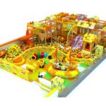 Overall Structure of Indoor Playground Equipment
