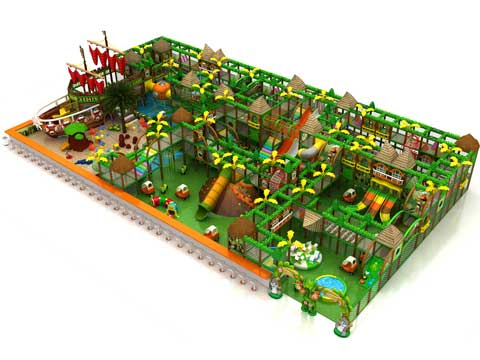 Beston Whosale Indoor Playground Equipment for Sale