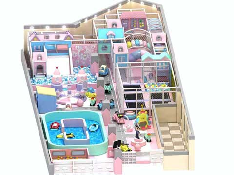 Beston Wholesale Indoor Playground Equipment