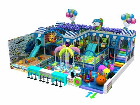 Materials of Indoor Playground Equipment