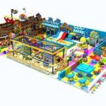 Indoor Playground Equipment for Sale for Sri Lanka