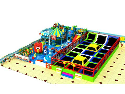 Build a New Trampoline Park