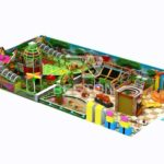Materials of Indoor Playground Equipment Parts