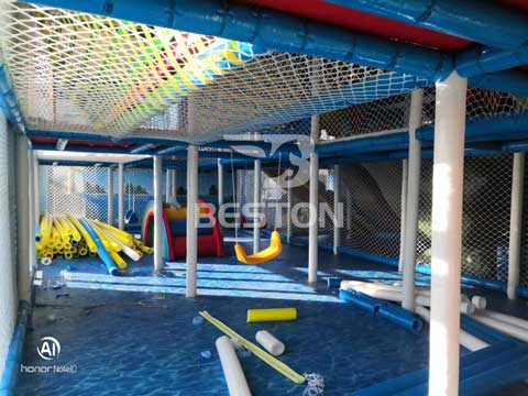 Beston Indoor Playground Equipment for Russia