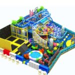 Beston 158 Square Meter Indoor Playground Equipment to Russia