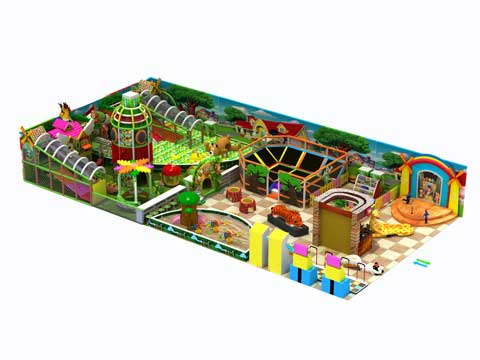 Beston Toddler Indoor Playground Equipment