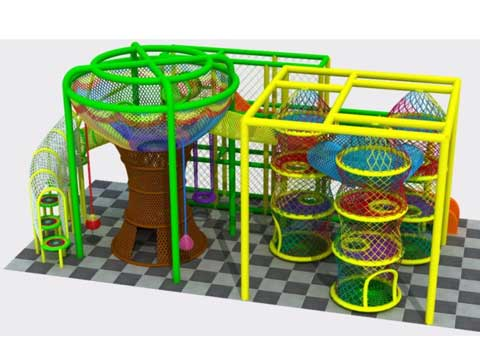 Toddlers Indoor Playground Equipment