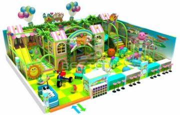 Beston Indoor Playground Equipment for Kids