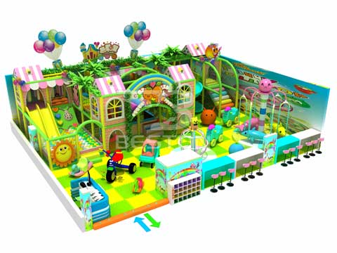 Beston Indoor Playground Equipment for Kids