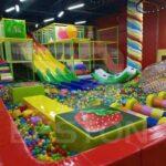 Beston Build the Indoor Playground In Almaty, Kazakhstan