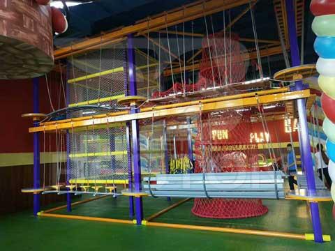 Kids Indoor Playground In Almaty, Kazakhstan