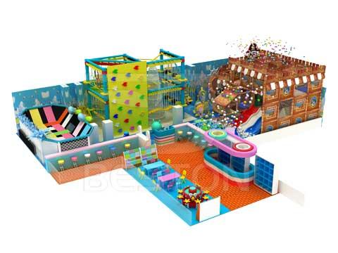 Kids Indoor Adventure Develoment Equipment for Sale
