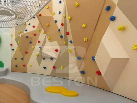 New Climbing Walls for Kids