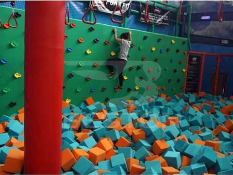 Kids Indoor Climbing Walls for Sale