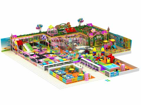 New Indoor Playground for Sale