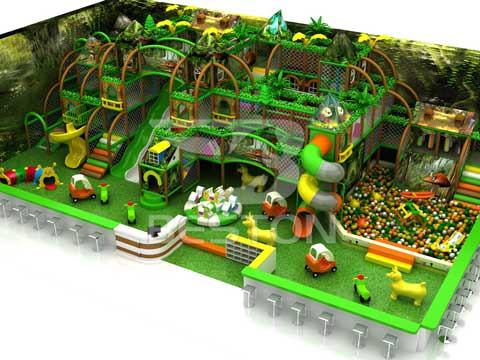 Popular Indoor Playground