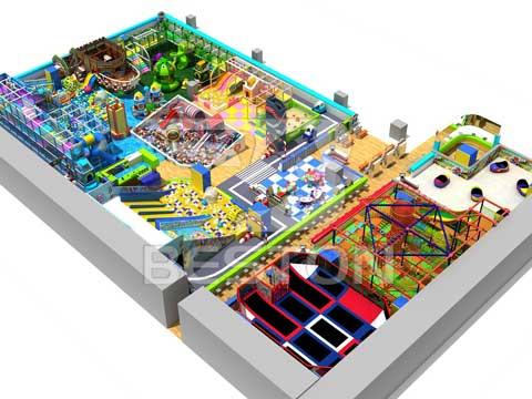 Beston Indoor Playground Equipment